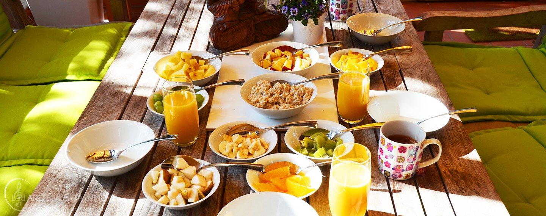 1 Frühstück