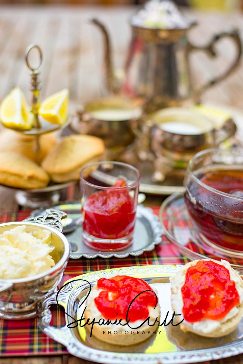 Cream Tea: Scones & Clotted Cream - EnergyHealth