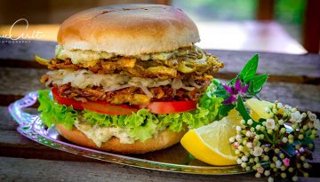 Frankfurter Burger