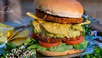 Mexikanischer Burger