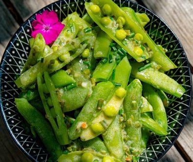 Sugar Snap Salat