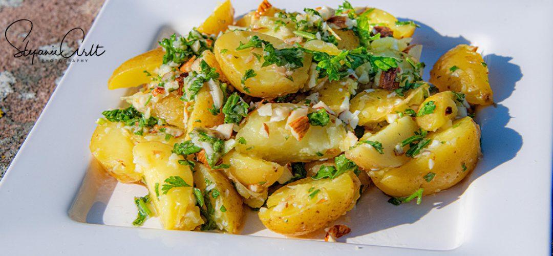 Kanarischer Kartoffelsalat